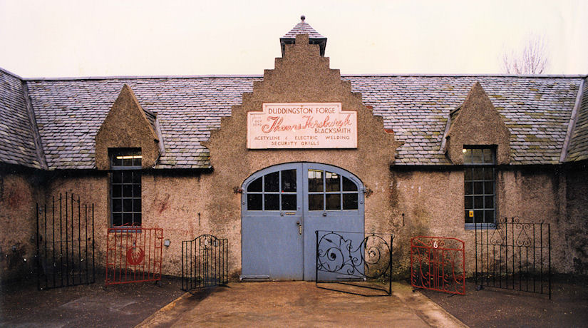 Duddingston Forge